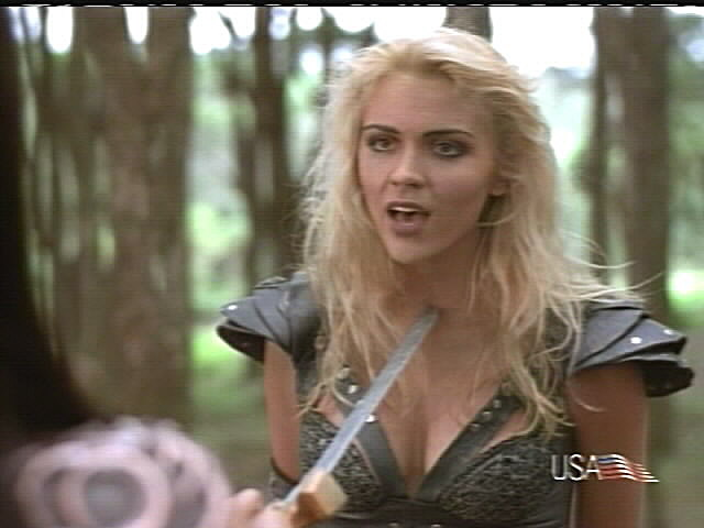 why did xena and callisto switch bodies